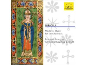 ENSEMBLE PEREGRINA - Medieval Music (CD)