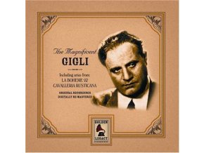 VARIOUS ARTISTS - Magnificent Gigli (CD)