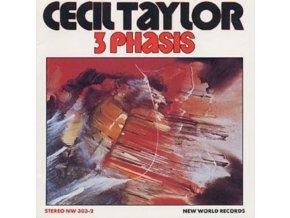 CECIL TAYLOR - 3 Phasis (CD)
