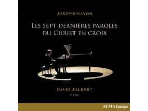DAVID JALBERT - The Seven Last Words Of Christ On The Cross (CD)