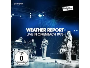 WEATHER REPORT - Live In Offenbach 1978 (CD)