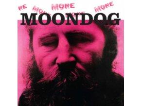MOONDOG - More Moondog (CD)