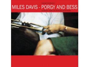 MILES DAVIS - Porgy & Bess (CD)