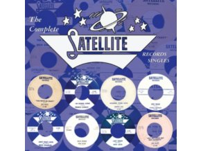 VARIOUS ARTISTS - Complete Satellite Records Singles (CD)