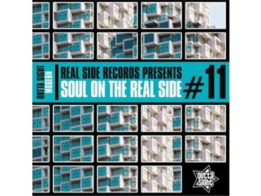 VARIOUS ARTISTS - Soul On The Real Side #11 (CD)