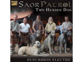 SAOR PATROL - Two Headed Dog (CD)