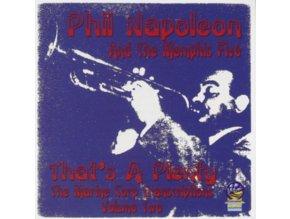 PHIL NAPOLEON & THE MEMPHIS FIVE - Thats A Plenty (CD)