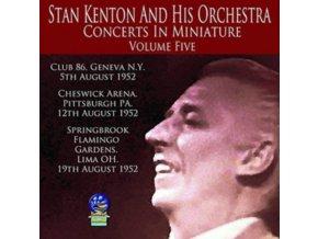 STAN KENTON & HIS ORCHESTRA - Concerts In Miniature Vol. 5 (CD)