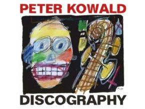 PETER KOWALD - Discography (CD)