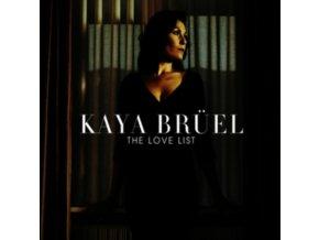 KAYA BRUEL - The Love List (CD)