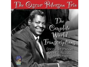 OSCAR PETERSON TRIO - Complete World Transcriptions (CD)