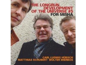 LONGRUN DEVELOPMENT OF THE UNIVERSE - For Misha (CD)