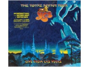 YES - The Royal Affair Tour (Live In Las Vegas) (CD)