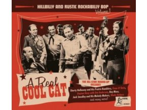 VARIOUS ARTISTS - A Real Cool Cat-Hillbilly And Rustic Rockabilly 1 (CD)