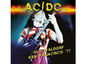AC/DC - Old Waldorf San Francisco 77 (CDR)