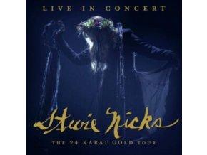STEVIE NICKS - Live In Concert The 24 Karat Gold Tour (CD)