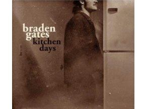 BRADEN GATES - Kitchen Days (CD)