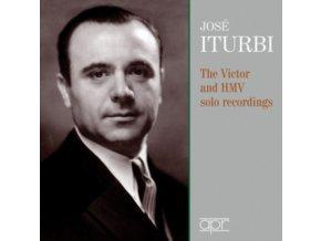 JOSE ITURBI - Victor  Hmv Solo Recordings (CD)