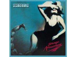 SCORPIONS - Savage Amusement (CD)