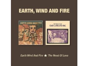 EARTH WIND & FIRE - Earth Wind And Fire / The Need Of Love (CD)