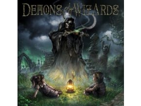 DEMONS & WIZARDS - Demons & Wizards (Remasters 2019) (CD)