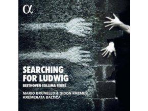 KREMERATA BALTICA / GIDON KREMER / MARIO BRUNELLO - Searching For Ludwig: Beethoven. Sollima & Ferre (CD)