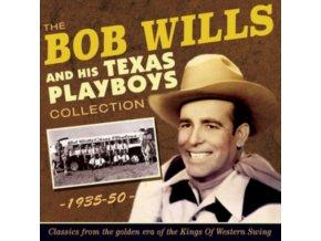 BOB WILLS & HIS TEXAS PLAYBOYS - The Bob Wills Collection 1935-50 (CD)