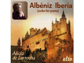 ALICIA DE LARROCHA - Albeniz: Iberia (Complete Cycle On 1Cd !) (CD)