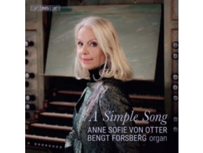 VON OTTER / FORSBERG - A Simple Song (SACD)