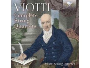 VIOTTI STRING QUARTET - Viotti: Complete String Quartets (CD)