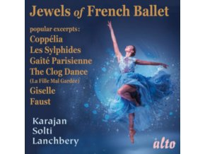 BERLINER PHILHARMONIKER / WIENER PHILHARMONIKER - Jewels From French Ballet (CD)