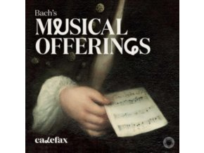 CALEFAX REED QUINTET - Bachs Musical Offerings (SACD)