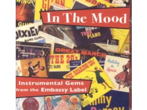 VARIOUS ARTISTS - In The Mood - Embassy Label (CD)