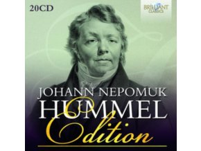 VARIOUS ARTISTS - Hummel Edition (CD Box Set)