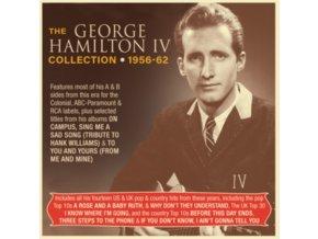 GEORGE HAMILTON IV - The George Hamilton Collection 1956-1962 (CD)
