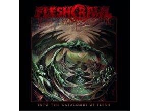 FLESHCRAWL - Into The Catacombs Of Flesh (CD)