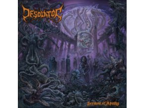 DESOLATOR - Sermon Of Apathy (CD)