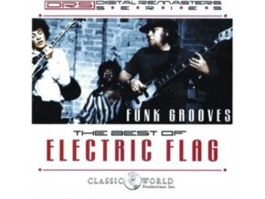 ELECTRIC FLAG - Funk Grooves: Best Of (CD)