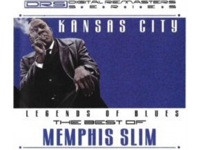 MEMPHIS SLIM - Kansas City: The Best Of (CD)