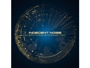 INDECENT NOISE - Everything Is Connected (CD)