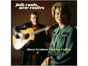 Shirley Collins & Davy Graham - Folk Roots  New Routes (Music CD)