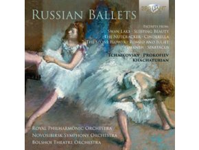 ROYAL PHILHARMONIC ORCHESTRA - Russian Ballets (CD)