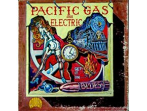 PACIFIC GAS & ELECTRIC - Get It On The Kent Sessions (CD)