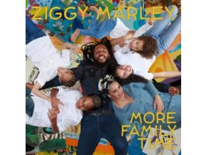 ZIGGY MARLEY - More Family Time (CD)