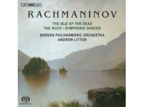 BERGEN PO & LITTON - Rachmaninovisle Of Dead (SACD)