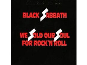 Black Sabbath - We Sold Our Soul For Rock n Roll (Music CD)