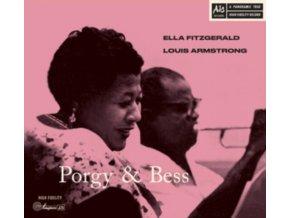 ELLA FITZGERALD & LOUIS ARMSTRONG - Porgy & Bess (+3 Bonus Tracks) (CD)
