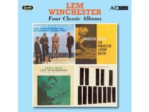 LEM WINCHESTER - Four Classic Albums (A Tribute To Clifford Brown / Winchester Special / Lems Beat / Another Opus) (CD)