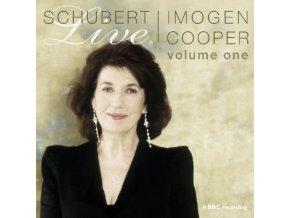 IMOGEN COOPER - Schubert Live - Vol 1 (CD)