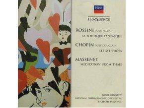 KENNEDY/NATIONALPHILHARMONICOR - La Boutique Fantasque/Les Sylp (CD)